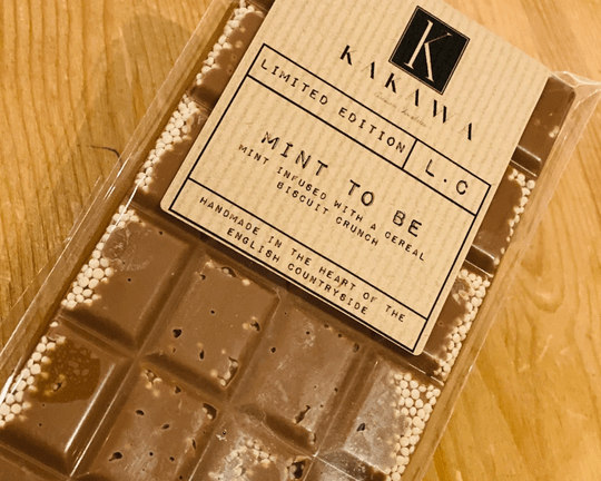 Signature Bar Inspired LIMITED EDITION Mint To Be 100gr