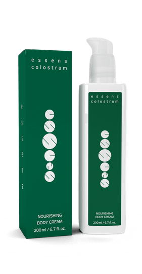 Colostrum Nourishing Body Cream 200ml