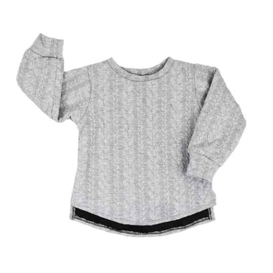 Sweater Cable - Grey