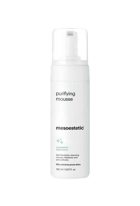 Purifying mousse