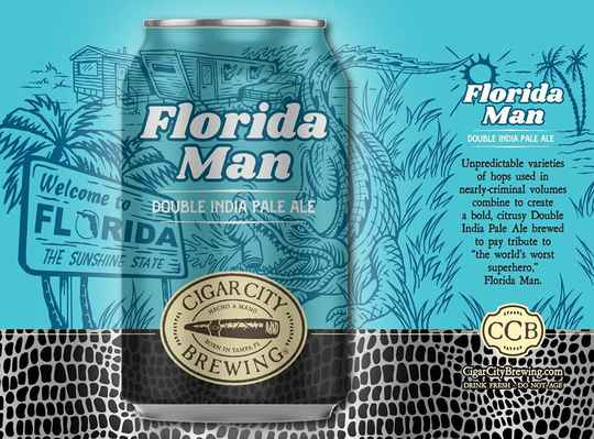 Cigar City, Florida Man