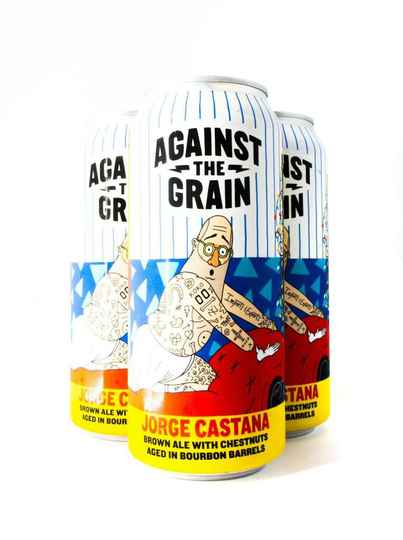 Against the Grain, Jorge Castana.