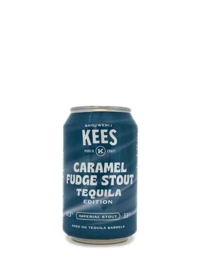 Kees, Caramel Fudge Stout Tequila Edition