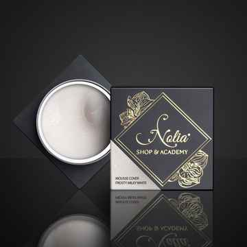 Mousse Cover Frosty Milky White 15/50ml