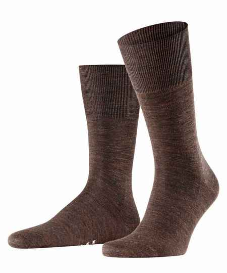 Falke airport brown 10105