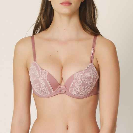 Marie Jo Erika ancien rose push up