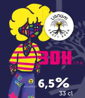 3DH IPA 24 Pack