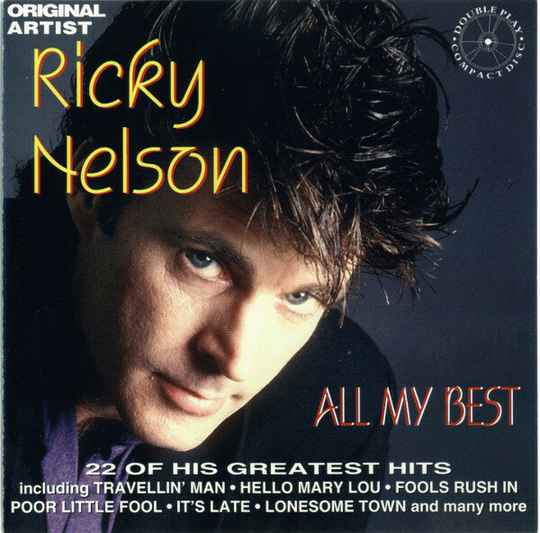 Ricky Nelson – All My Best