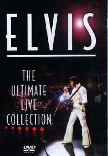 Elvis Presley - The Ultimate Live Collection DVD