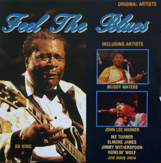 Feel The Blues - Various Artists