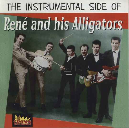 René And His Alligators – The Instrumental Side Of