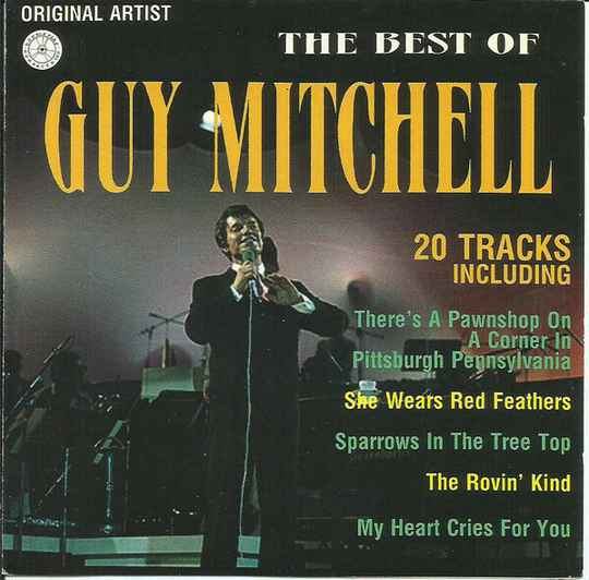 Guy Mitchell – The Best Of