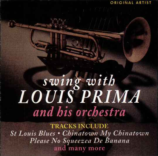 Louis Prima - Swing With Louis Prima And His Orchestra