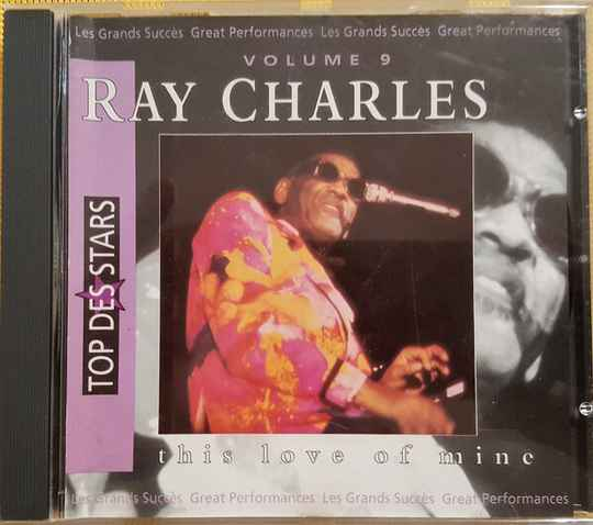 Ray Charles – This Love Of Mine