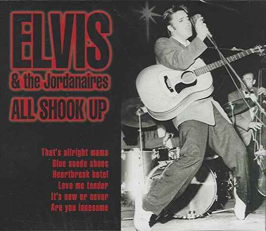 Elvis & the Jordanaires - All Shook Up (2 CD Box)