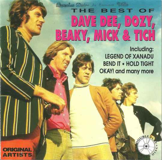 Dave Dee, Dozy, Beaky, Mick & Tich – The Best Of
