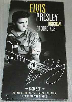 Elvis Presley - Original Recordings 6 cd set