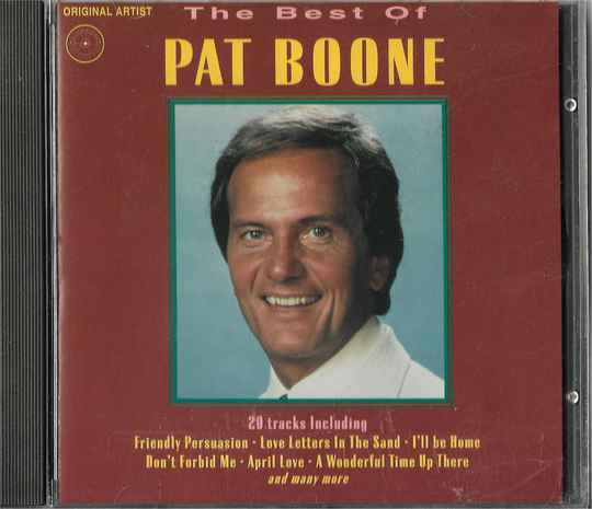 Pat Boone - The Best of
