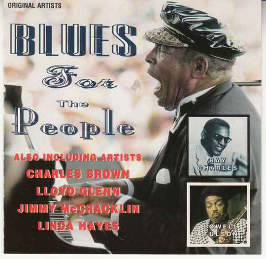 Blues For The People - Various Artists