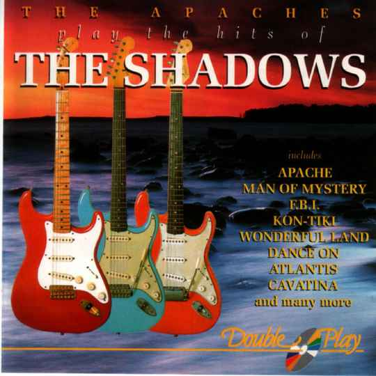The Apaches – Play The Hits Of The Shadows