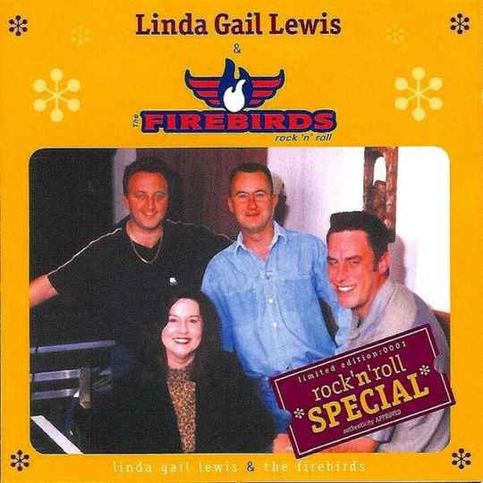 Linda Gail Lewis & The Firebirds – Rock & Roll Special