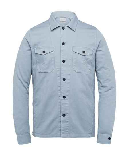 LONG SLEEVE SHIRT COTTON TWILL