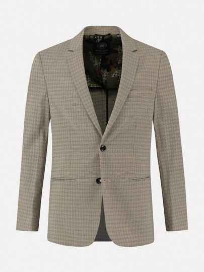 BLAZER MINI CHECK