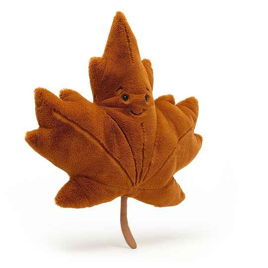 Woodland Maple Leaf - Jellycat