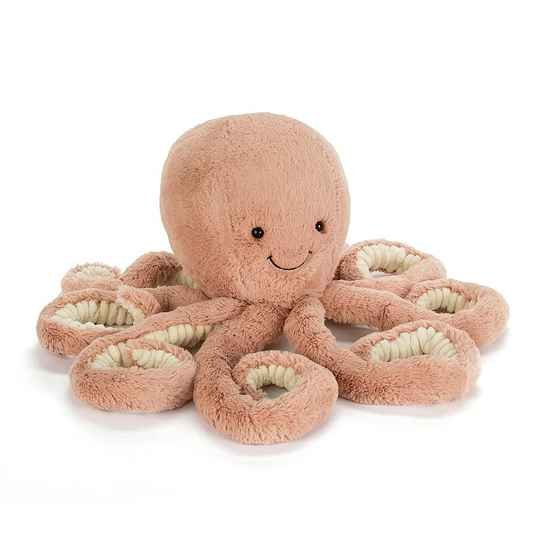 Odell Octopus Medium - Jellycat