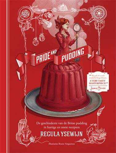 Pride & Pudding - Regula Ysewijn