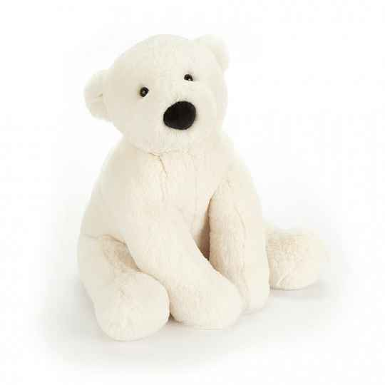 Perry Polar Bear Medium - Jellycat