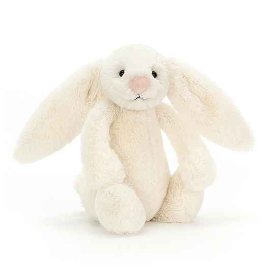 Bashful Cream Bunny Small - Jellycat