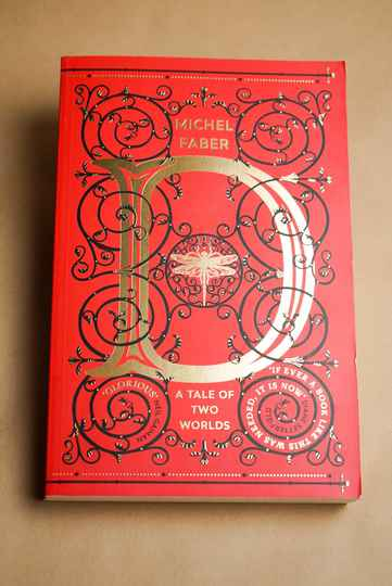 D (A tale of two worlds) - Michel Faber
