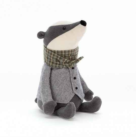 Riverside Rambler Badger - Jellycat