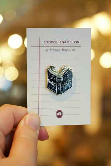Readers gonna read - Pin
