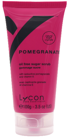 Lycon Sugar scrub Pomegranate