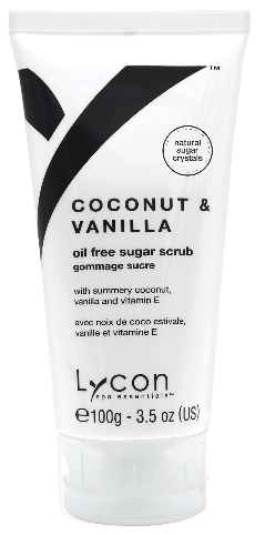 Lycon Sugar Scrub Coconut & Vanilla