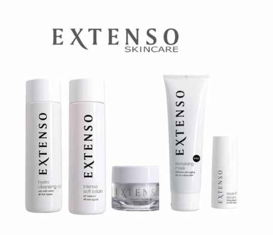 Extenso - alles in 1 - set voor de 'anti-age' huid
