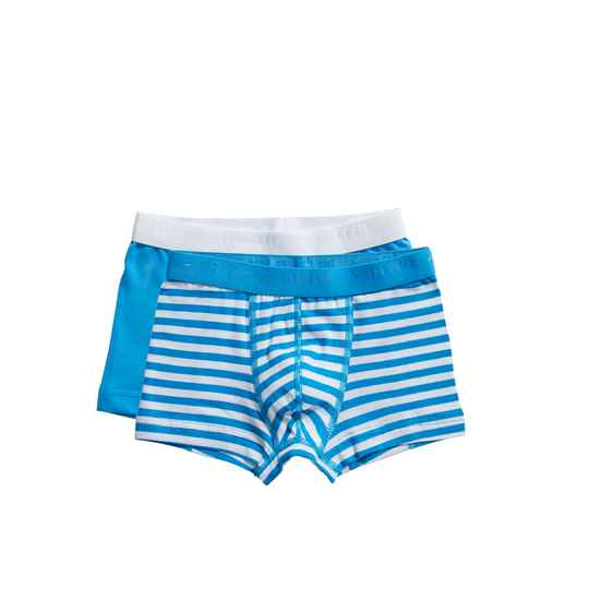 ten Cate Boys Shorts 2-pack Blue