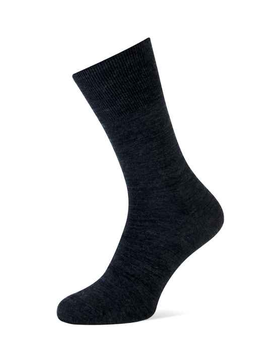 Marcmarcs Basic Wool Cotton 1-pack Antraciet