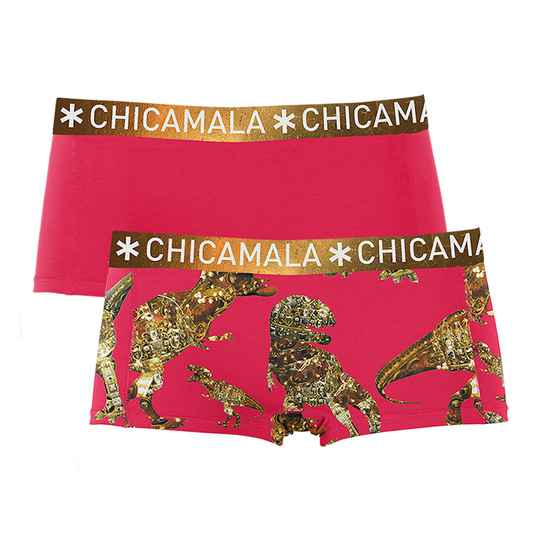 Chicamala Boxers 2-pack Rexi