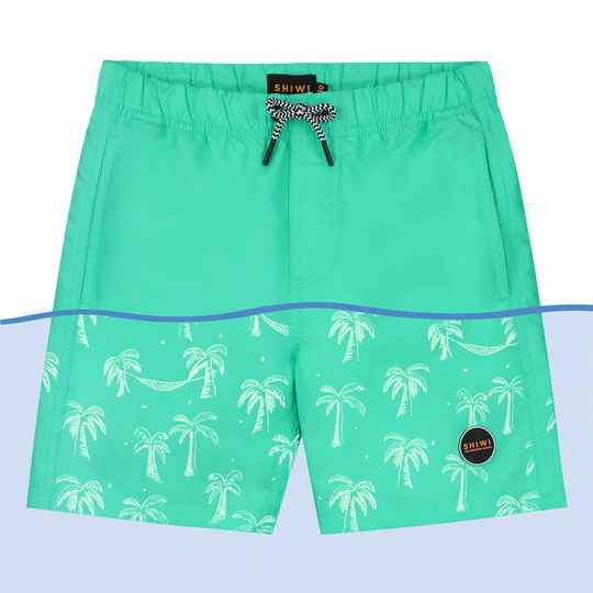 Shiwi Boys Swimshort Magic Palmtree Pappagallo