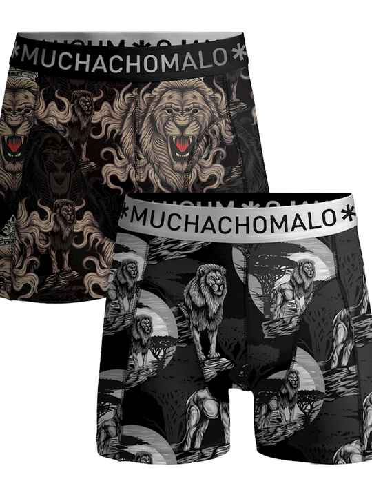 Muchachomalo Boys Boxers 2-pack Lion King
