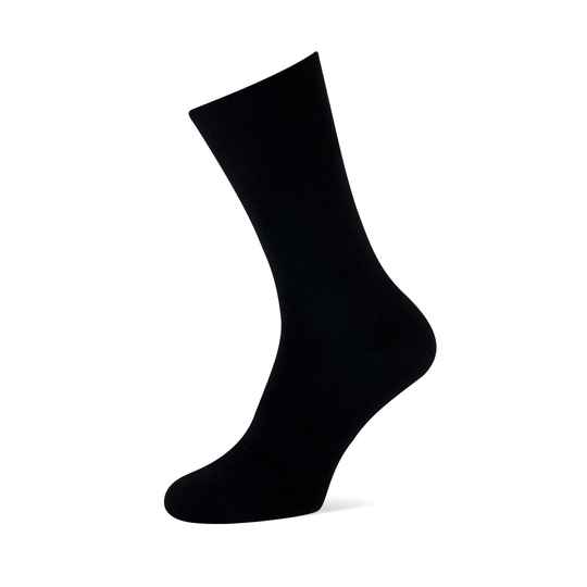 Marcmarcs Basic Wool Cotton 1-pack Black