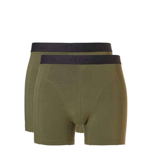 ten Cate Fashion Bamboo Boxers 2-pack Green