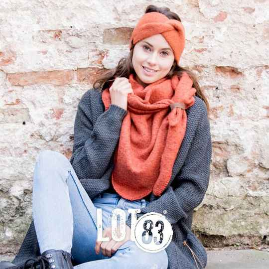 Lot 83 Haarband Pip Roest