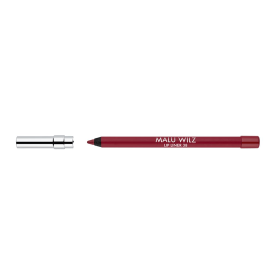 Malu Wilz Lip Liner Red Wine 38