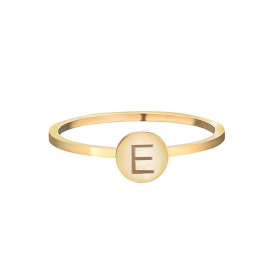 Initial ring E