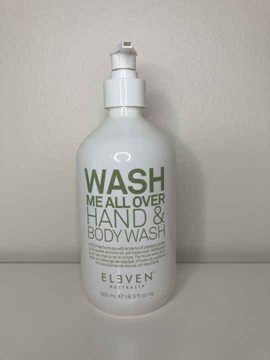 Wash Me All Over Hand & Body Wash