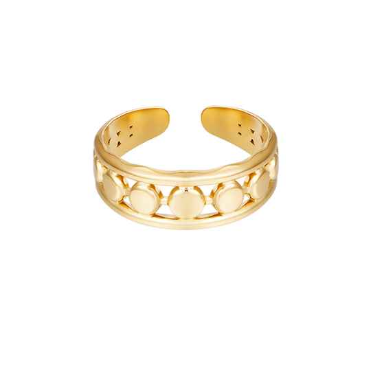 Lotte ring gold